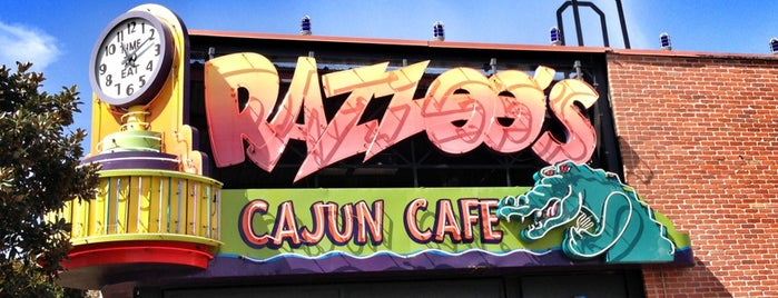 Razzoo's Cajun Cafe is one of Places I Enjoyed.