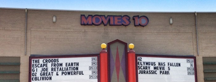Cinemark is one of Lugares favoritos de Earl.