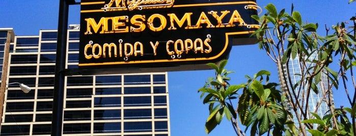 Meso Maya is one of Favorite Brunch Spots.