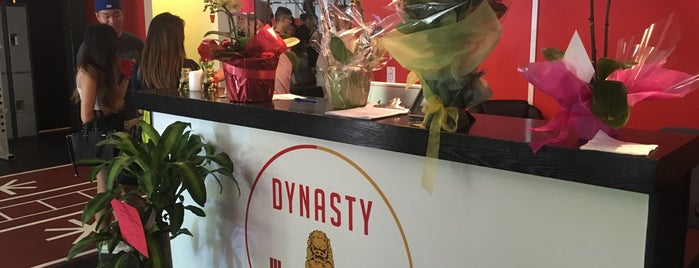 Dynasty Gym is one of My Vancouver.