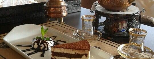 Bosphorus Teras Cafe is one of Orte, die Nüvit gefallen.