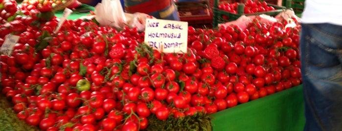 Şirinyer Pazar Yeri is one of Posti che sono piaciuti a Şahin.