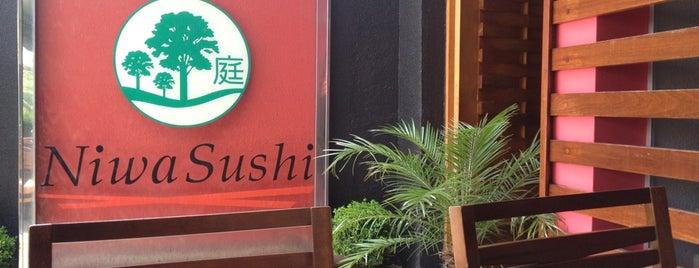 Niwa Sushi is one of Por ai.