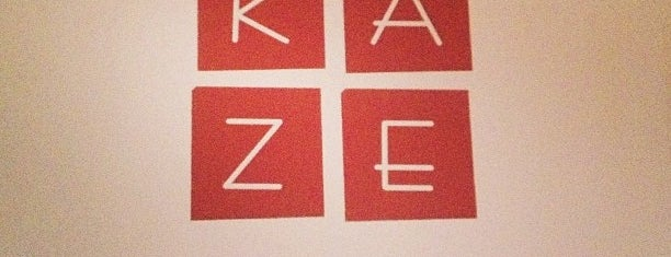 Kaze is one of Cincinnati Restaurants.