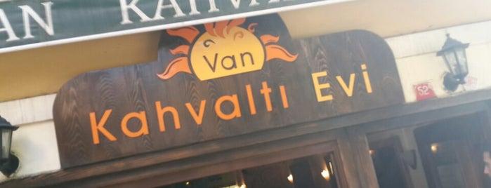 Van Kahvaltı Evi is one of Sortir à Istanbul.