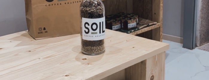 SOIL ROASTERS is one of Aziz 님이 좋아한 장소.