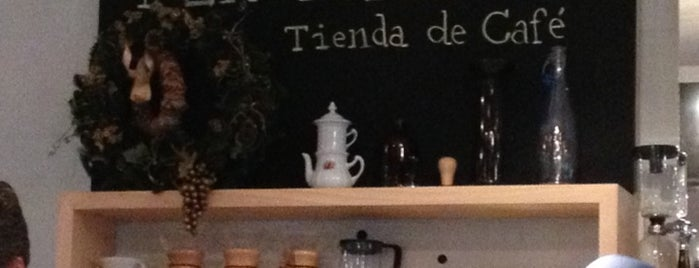 Pergamino Café is one of Colombia.