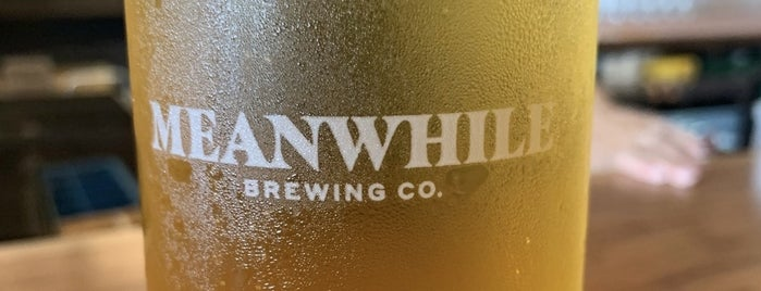 Meanwhile Brewing Company is one of Austin: Next 10 Bars/Coffee/Etc.