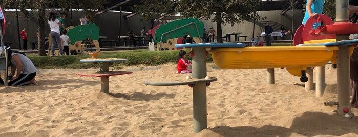 Parque Bicentenario is one of Tempat yang Disukai Mayita.