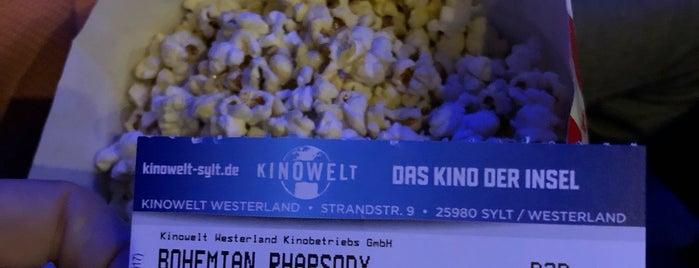Kinowelt Westerland is one of Kinos.