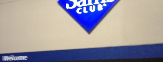 Sam's Club is one of Shopping/Services.