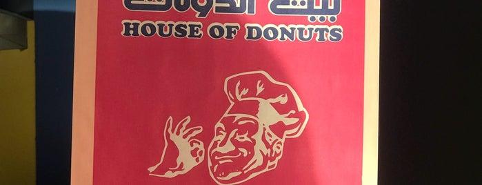 بيت الدونات is one of Azizさんのお気に入りスポット.