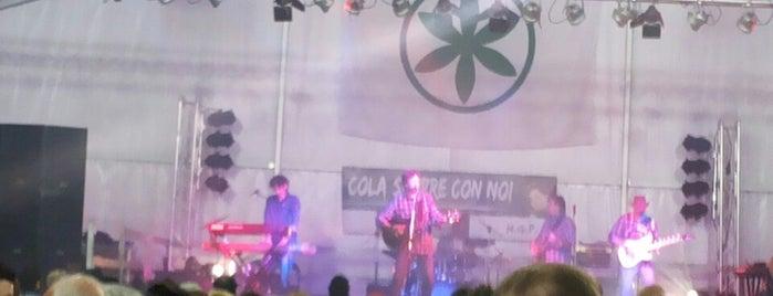 Festa Lega Nord di Pontida is one of Venue da sistemare.