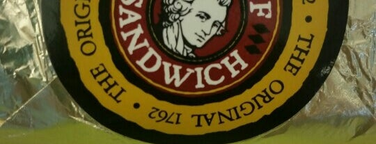 Earl of Sandwich is one of Priscilaさんの保存済みスポット.