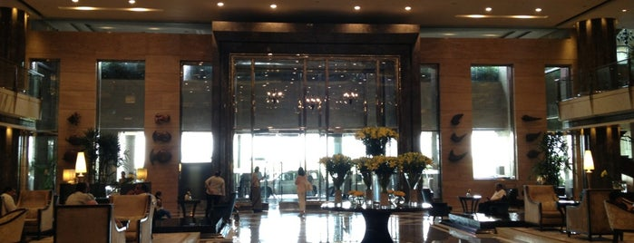 The Leela Ambience is one of HOTEL.
