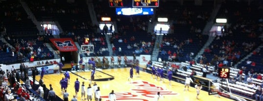 C.M. Tad Smith Coliseum is one of dos....