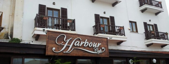 Harbour Cafe is one of Lugares favoritos de Cem.