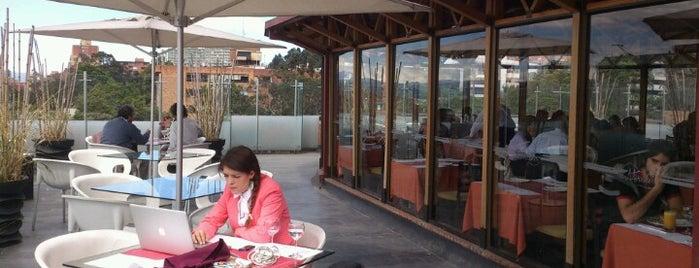 El Mirador is one of สถานที่ที่บันทึกไว้ของ Jefrey.