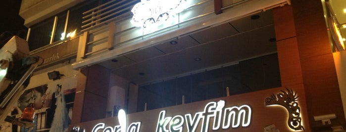 Çorba Keyfim is one of สถานที่ที่ Nurdan ถูกใจ.