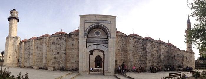 Ulu Camii is one of Adana Yolu.
