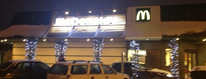 McDonald's is one of สถานที่ที่ Helene Eli ถูกใจ.