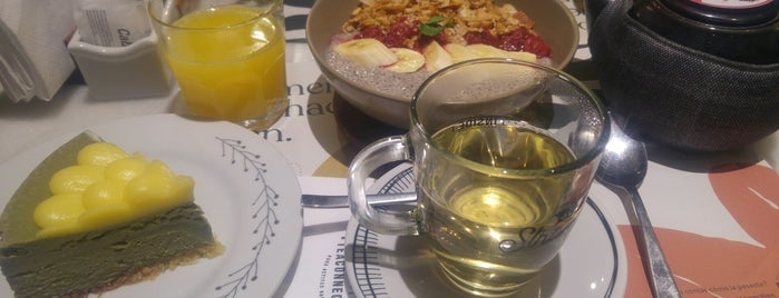 Tea Connection is one of Lugares favoritos de Alejandro.