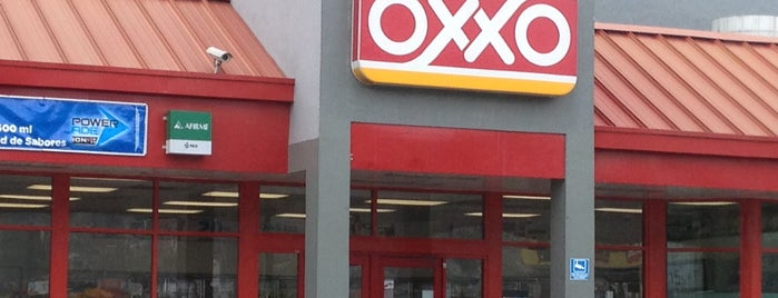 OXXO Gas is one of Posti che sono piaciuti a Ismael.