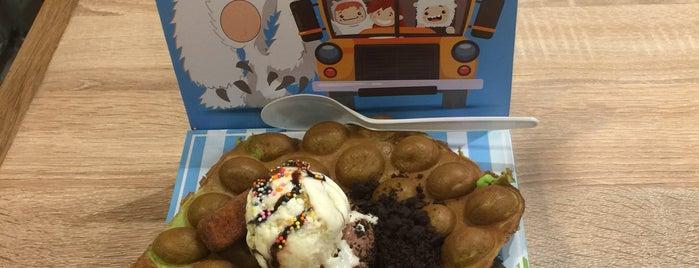 eggO Waffle is one of Jakarta.