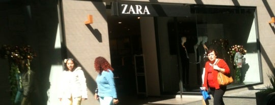Zara is one of Lugares favoritos de Rodrigo.