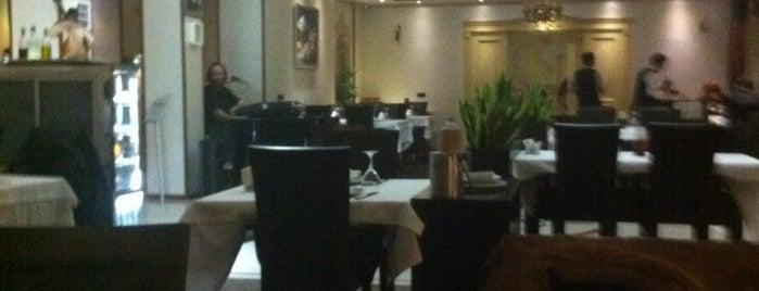 Bayece Balık Restaurant is one of Locais curtidos por Safak.