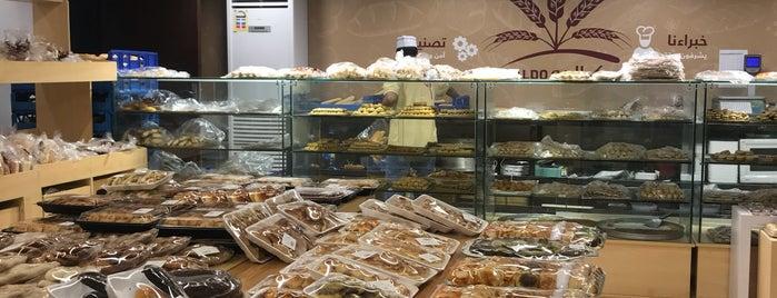 مخابز و تموينات رغيف الرابية is one of Bakery - riyadh.