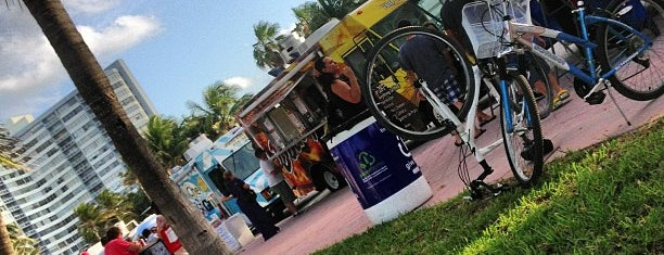 Miami Beach Food Truck Fest is one of Miami.