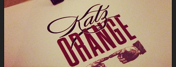 Katz Orange is one of CSSConf.eu's Favourites.