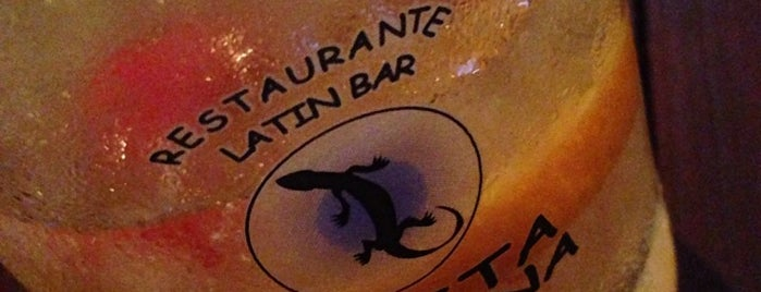 COSTA LATINA is one of Exotic food.