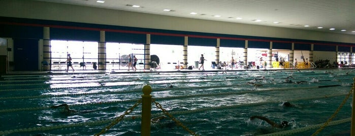 Mercer Park Aquatic Center is one of Lugares favoritos de Nick.
