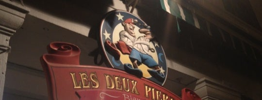 Deux Pierrots is one of Food & Drink.
