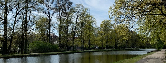 Park nad Kanałem Bydgoskim is one of Diana's Liked Places.