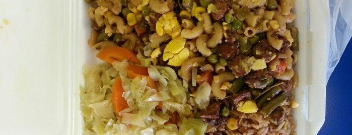 Tropitaste is one of SFL Veg*n Food.