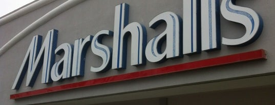 Marshalls is one of Miami - 2016.