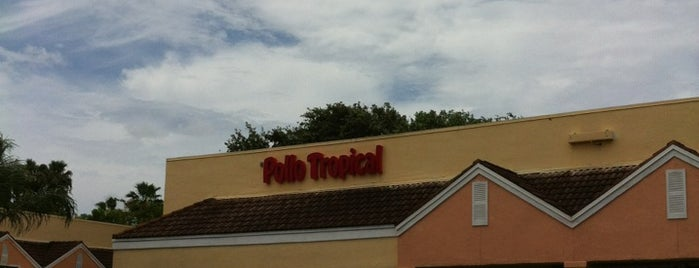 Pollo Tropical is one of Lieux qui ont plu à Francisco.