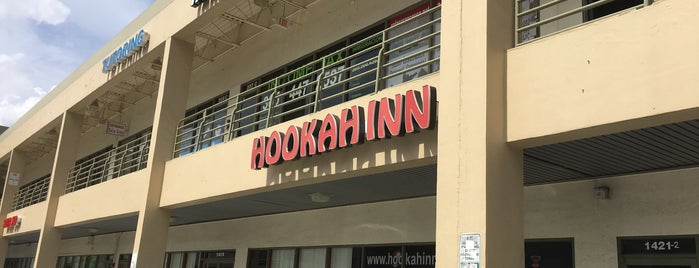 Hookah Inn is one of Smokeout 2 Chillout.