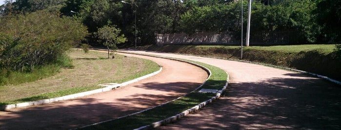 Parque Municipal Getúlio Vargas (Capão do Corvo) is one of Playgrounds.