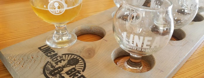 Lineage Brewing is one of Vera 님이 좋아한 장소.