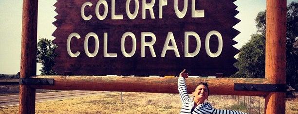 Nebraska / Colorado Border is one of NEBRASKA.
