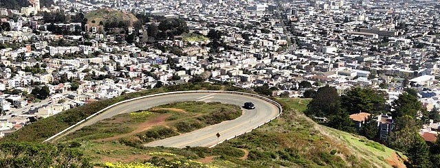 Twin Peaks Summit is one of San Francisco to-do list.