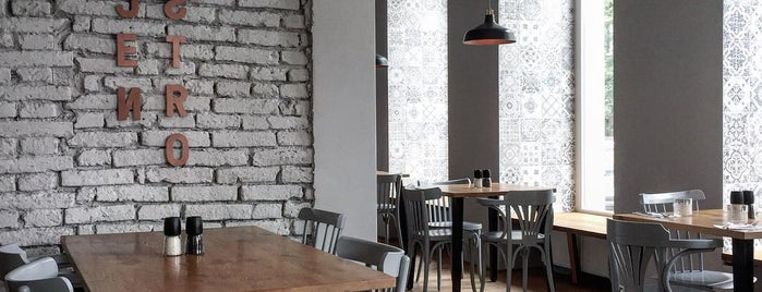 Nejen Bistro is one of To-Do in Prague III.
