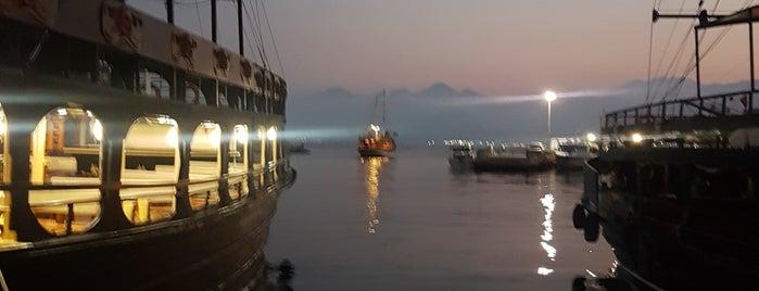 Yat Limanı is one of Orte, die Emma gefallen.