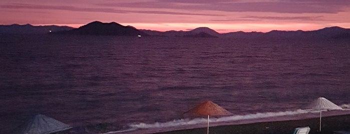 Çalış Plajı is one of Orte, die Emma gefallen.