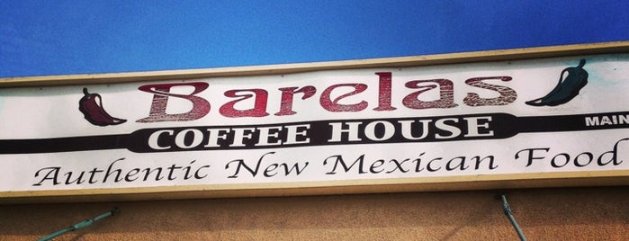 Barelas Coffee House is one of Road Trip 8/17.