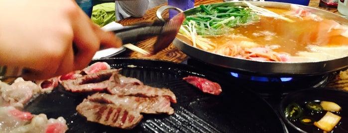 Jongro BBQ is one of Asian NYC.